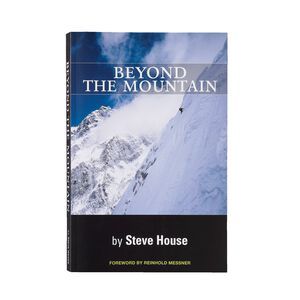 Beyond the Mountain by Steve House (Patagonia published paperback book), multi (multi-000)