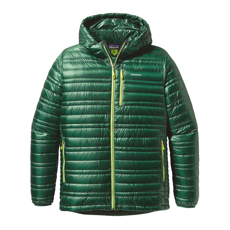 M'S ULTRALIGHT DOWN HOODY, Hunter Green (HNT)