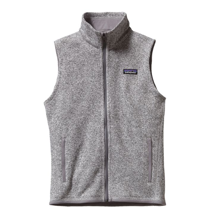 W'S BETTER SWEATER VEST, Birch White (BCW)