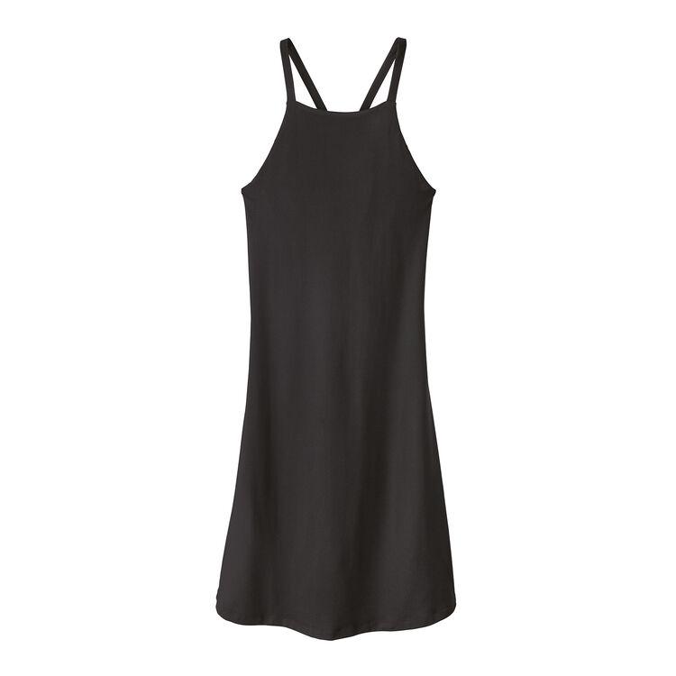 W'S SLIDING ROCK DRESS, Black (BLK)