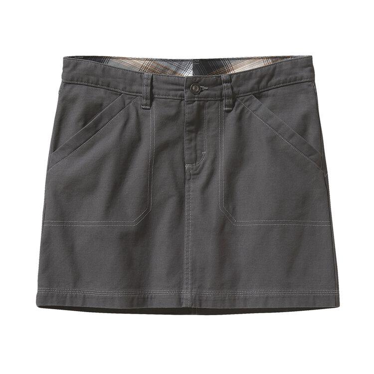 ウィメンズ・プレーリー・ドーン・スカート, Forge Grey (FGE)