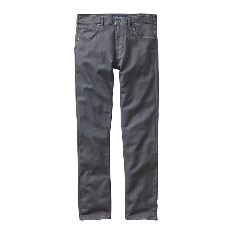 M'S PERFORMANCE STRAIGHT FIT JEANS - REG, Forge Grey (FGE)