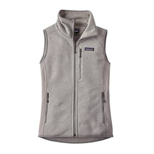 W's Performance Better Sweater™ Fleece Vest, Drifter Grey (DFTG)