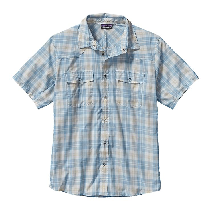 M'S BANDITO SHIRT, Haircutter: Catalyst Blue (HCYT)