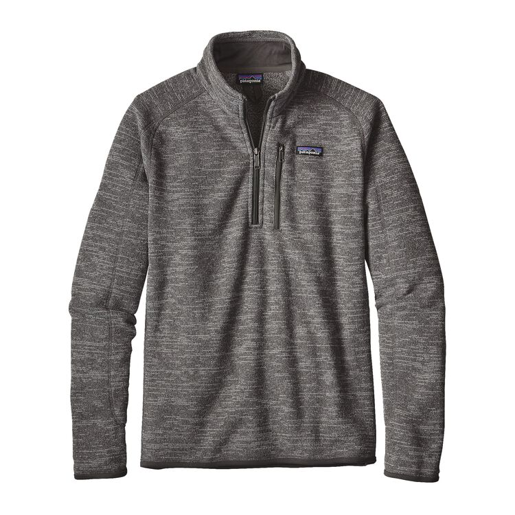 M'S BETTER SWEATER 1/4 ZIP, Nickel (NKL)