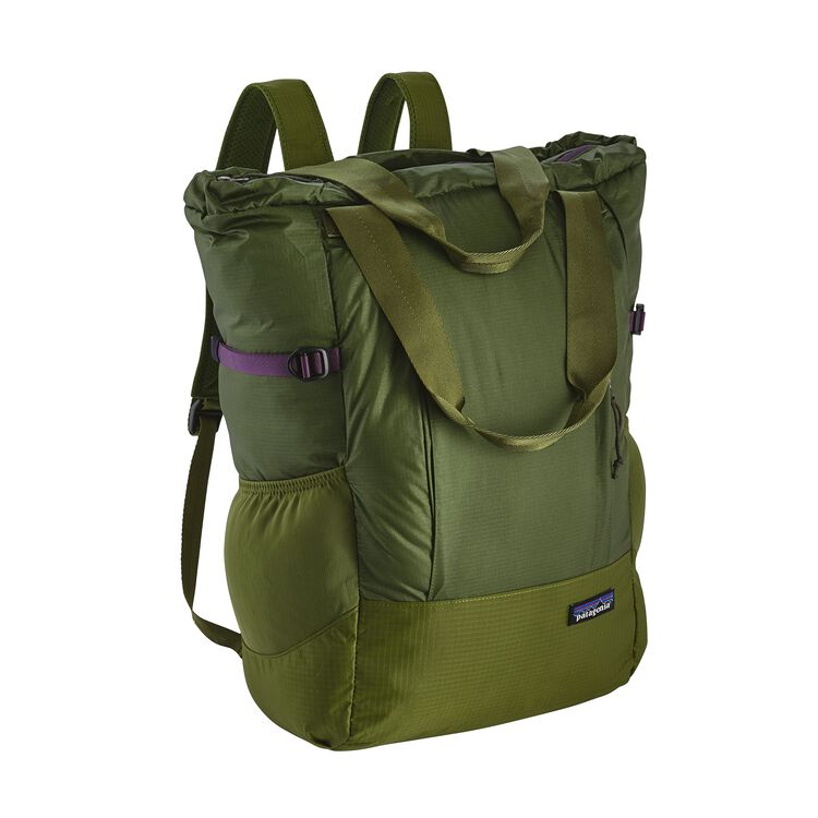 LW TRAVEL TOTE PACK, Sprouted Green (SPTG)
