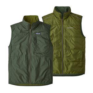 M's Reversible Crankset Vest, Smoked Green (SMKG)