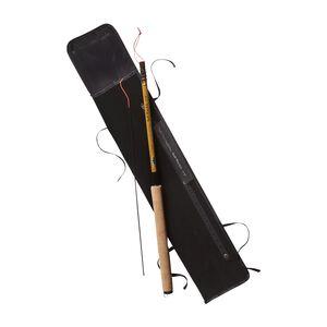 """シンプル・フライフィッシング・テンカラ・フライ・ロッド 11'6""""(350cm), Multi-Color (ZOO-181)"""