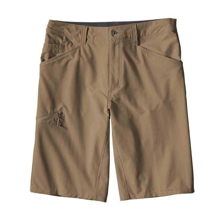 M'S QUANDARY SHORTS - 12 IN., Ash Tan (ASHT)