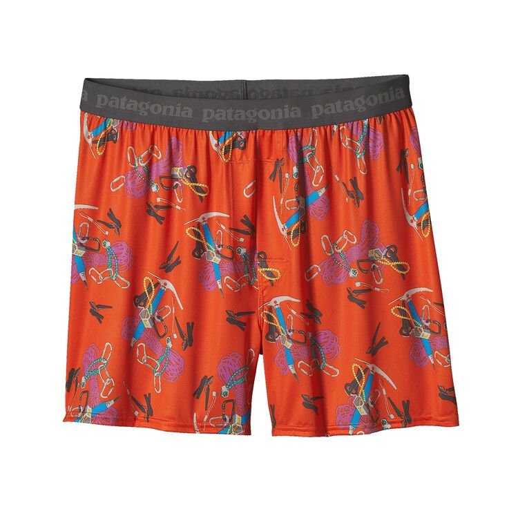 M'S CAP DAILY BOXERS, Ice Axe: Cusco Orange (IXCO)
