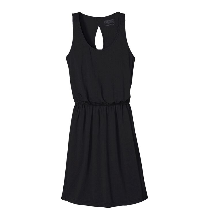 W'S WEST ASHLEY DRESS, Black (BLK)