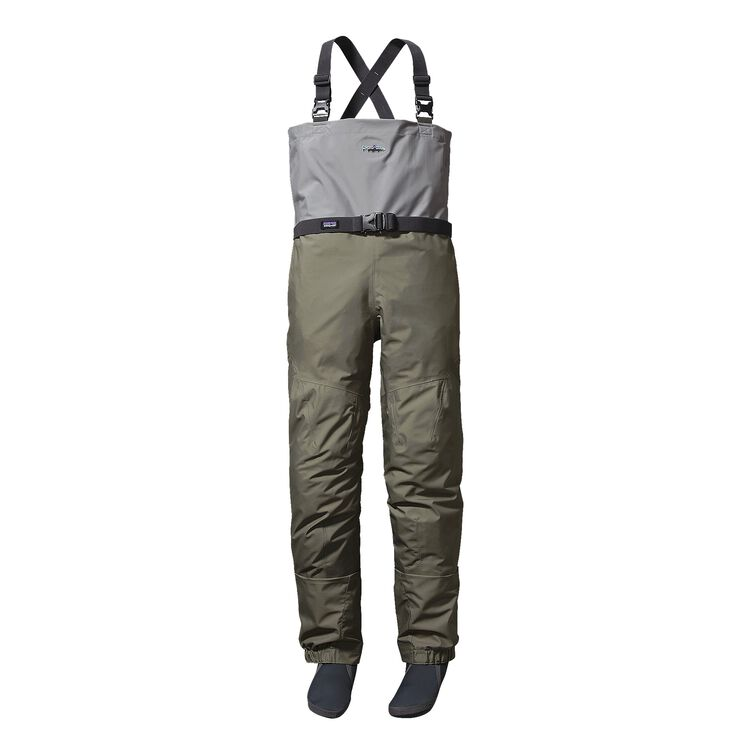 M'S RIO AZUL WADERS - SHORT, Light Bog (LBOG)