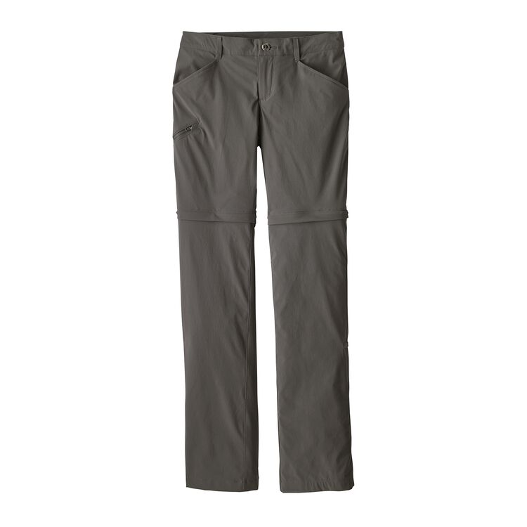 W'S QUANDARY CONVERTIBLE PANTS - REG, Forge Grey (FGE)