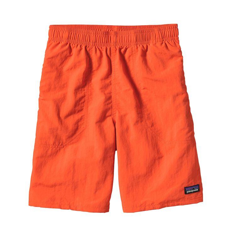 ボーイズ・バギーズ・ショーツ(股下18cm), Campfire Orange (CMPO)