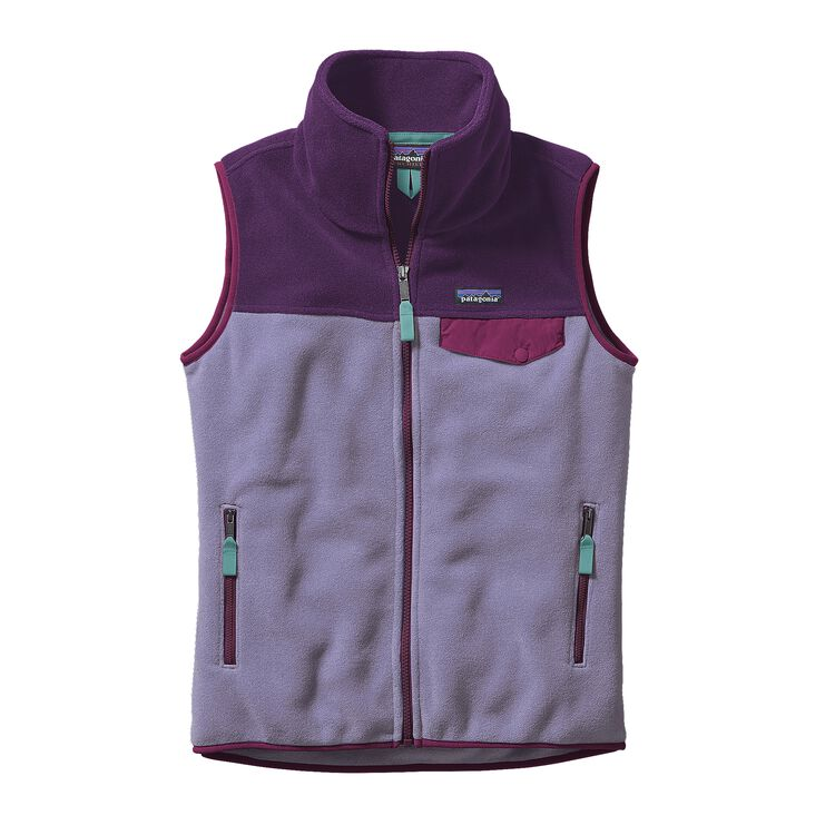 W'S SNAP-T VEST, Lupine (LUP)