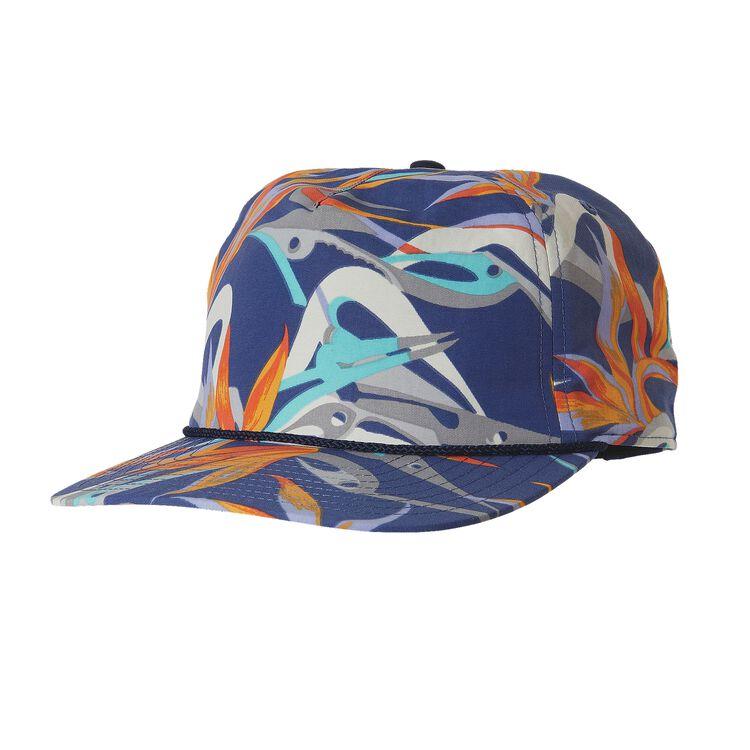 WAVEFARER CAP, Piton Paradise: Channel Blue (PPCB)