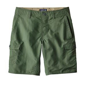 M'S WAVEFARER CARGO SHORTS - 20 IN., Buffalo Green (BUFG)