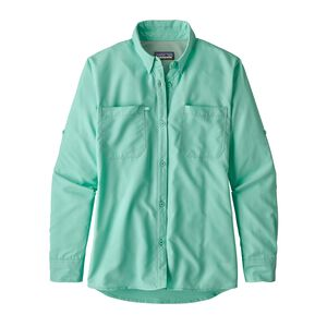 W's Long-Sleeved Sol Patrol Shirt, Bend Blue (BNDB)