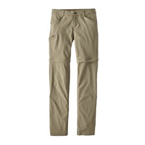 W's Quandary Convertible Pants - Regular, Shale (SHLE)