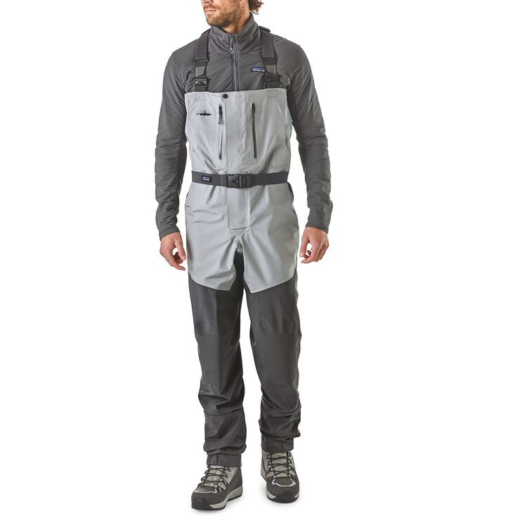 M's Rio Gallegos Zip-Front Waders - Long,