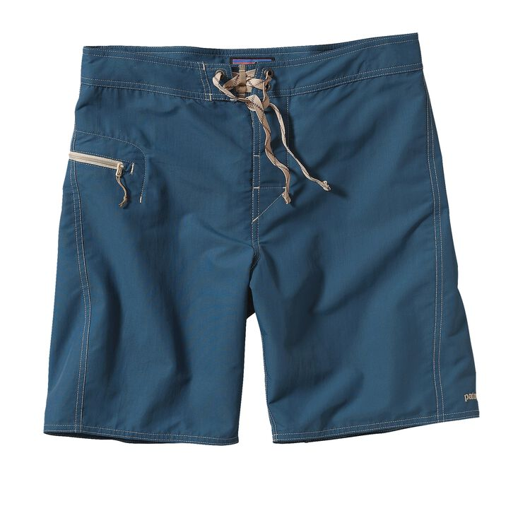 M'S MINIMALIST WAVEFARER BOARD SHORTS -, Glass Blue (GLSB)