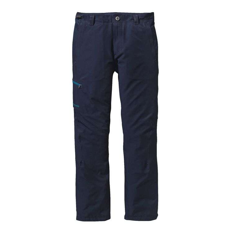 M'S SIMUL ALPINE PANTS, Navy Blue (NVYB)