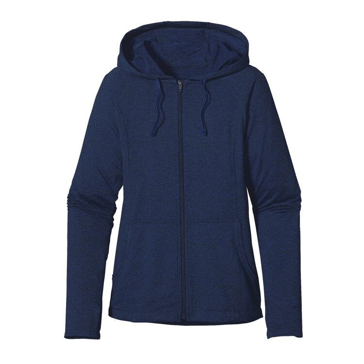 W'S SEABROOK HOODY, Channel Blue (CHB)