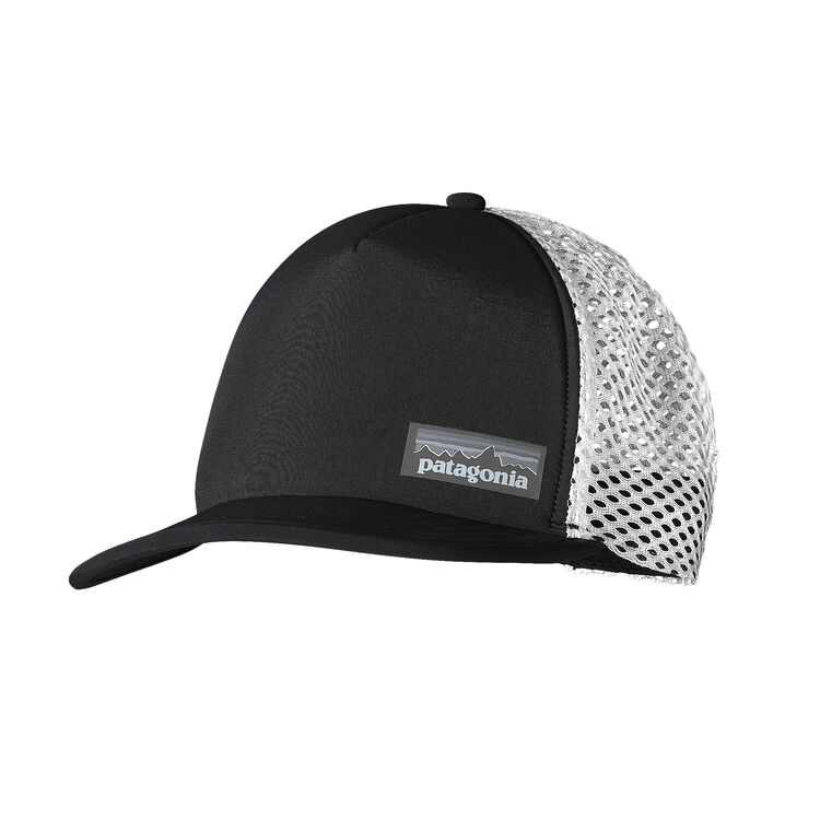 DUCKBILL TRUCKER HAT, Black (BLK)