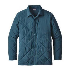 M's Tough Puff Shirt, Bay Blue (BYBU)