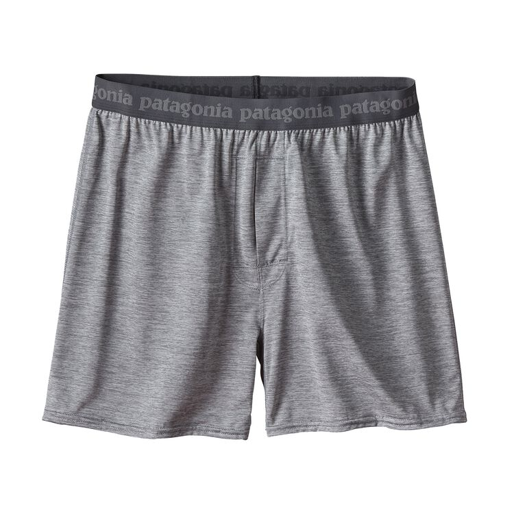 M'S CAP DAILY BOXERS, Feather Grey (FEA)
