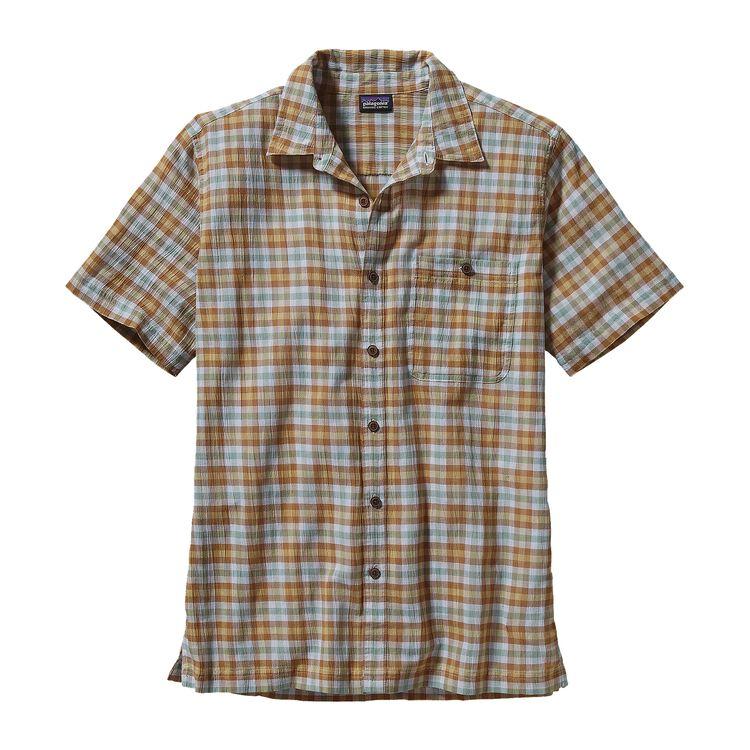 メンズ・A/Cシャツ, McWay: Gypsum Green (MGYG)