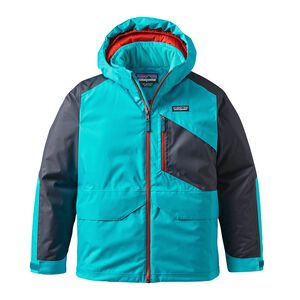 Boys' Insulated Snowshot Jacket, Epic Blue (EPCB)