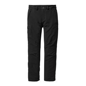 M's Sidesend Pants - Long, Black (BLK)