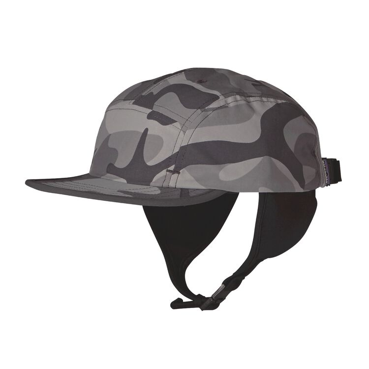 SURF DUCKBILL HAT, Forest Camo: Forge Grey (FCFG)