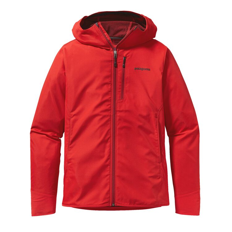 M'S LEVITATION HOODY, French Red (FRR)