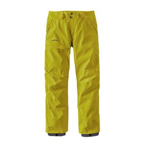 M's Powder Bowl Pants - Regular, Fluid Green (FLGR)