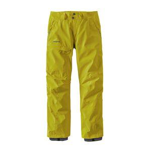 M's Powder Bowl Pants - Regular, Fluid Green (FLGR)