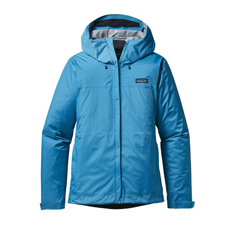 W'S TORRENTSHELL JKT, Radar Blue (RAD)