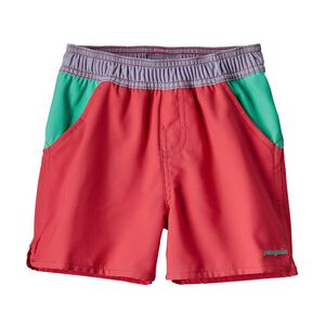 Baby Forries Shorey Board Shorts, Cerise (CIE)