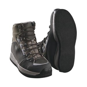Ultralight Wading Boots - Felt, Forge Grey (FGE)
