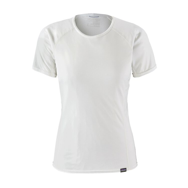 W'S CAP LW T-SHIRT, Birch White (BCW)