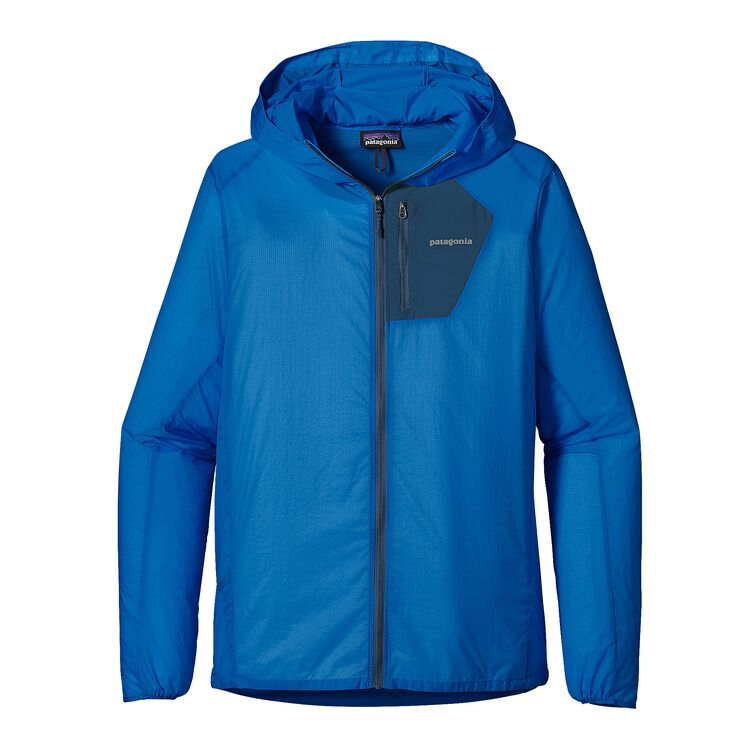 メンズ・フーディニ・ジャケット, Andes Blue (ANDB)