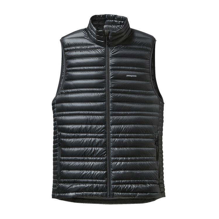 M'S ULTRALIGHT DOWN VEST, Forge Grey (FGE)