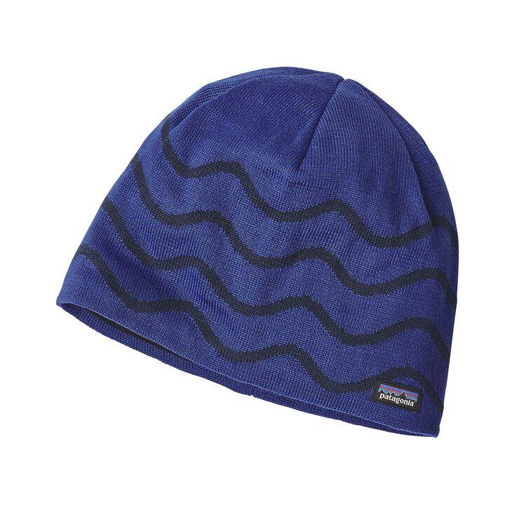 キッズ・ビーニー・ハット, Current Stripe: Viking Blue (CSVK)
