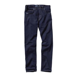 M's Performance Straight Fit Jeans - Long, Dark Denim (DDNM)