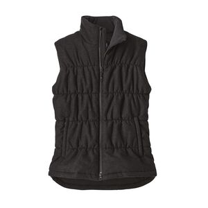 W's Recycled Wool Vest, Forge Grey (FGE)
