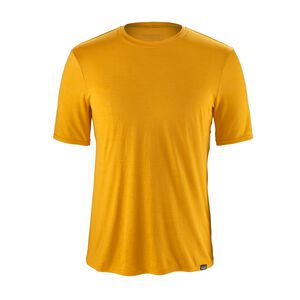 M's Capilene® Daily T-Shirt, Rugby Yellow - Dark Rugby Yellow X-Dye (RUGX)
