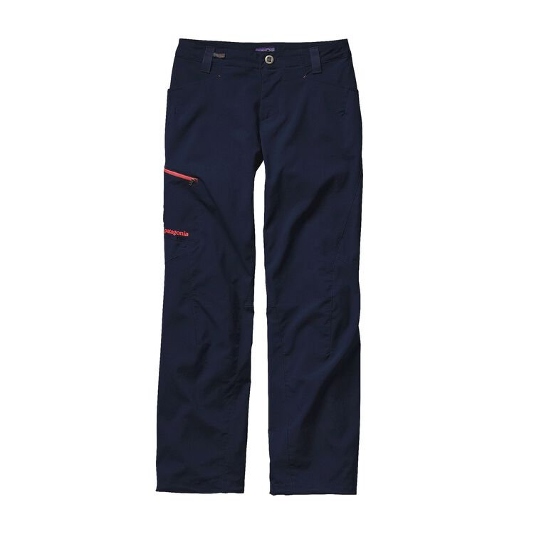 W'S RPS ROCK PANTS, Navy Blue (NVYB)