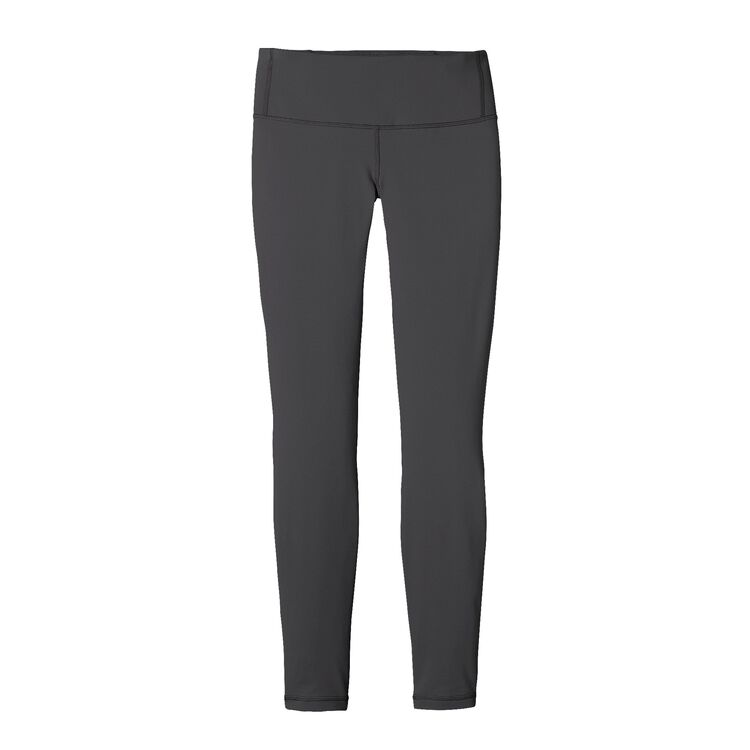 W'S CENTERED TIGHTS, Forge Grey (FGE)