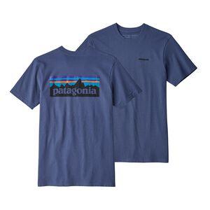 M's P-6 Logo Responsibili-Tee®, Dolomite Blue (DLMB)